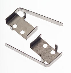 etched and formed hugh yield stainless microswitch actuator